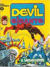 DEVIL  GIGANTE 5 CORNO