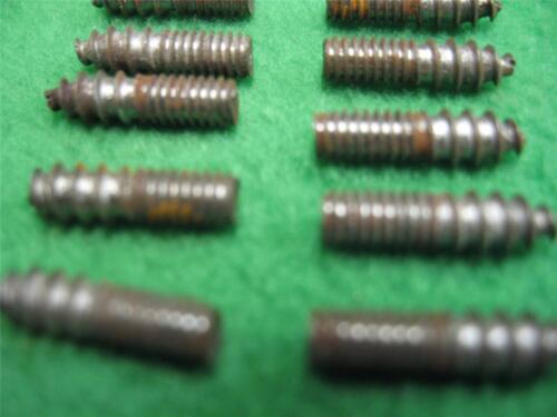 "150 piece 8-32 x 5//8/"" LAG HANGER BOLT LAG DOWEL STANDOFF BOLTS STEEL"