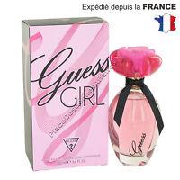 Parfum Guess Girl De Guess Eau De Toilette Femme 100ml Neuf