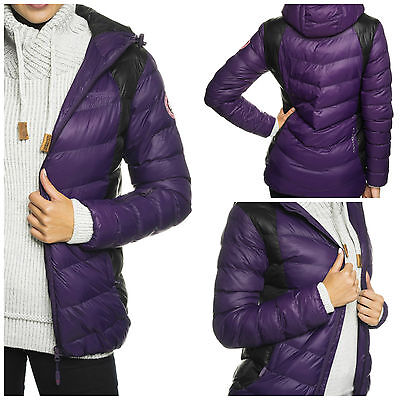 Geographical Norway Damen Steppjacke Anais Winterjacke Jacke Mantel