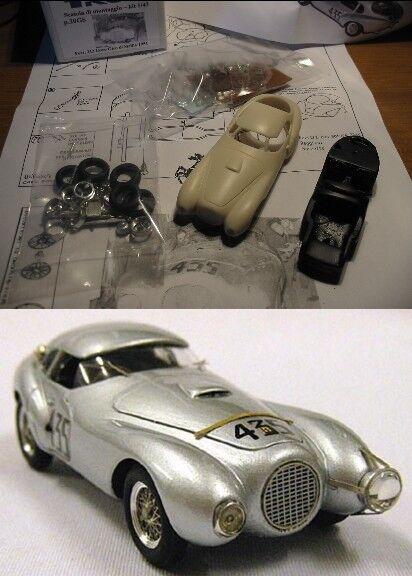 <kit Ferrari 212 Uovo Marzotto #435 Giro di Sicilia 1951 1951 1951 Tron Models kit 1/43 | Moderne  2320b4
