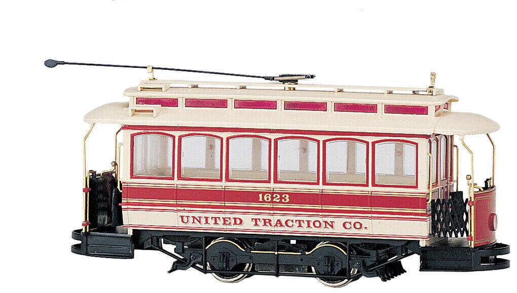 Bachmann On30 25128 United tracción Cerrado tranvía