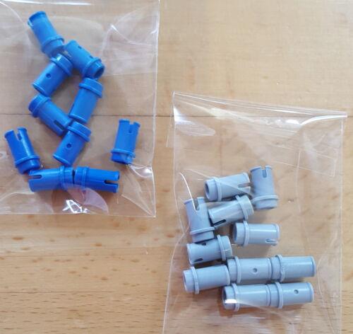 Lego Technic 4274  10 Stk 1//2 Pin kurz 10 Stück verschiedene Farben Auswahl 02