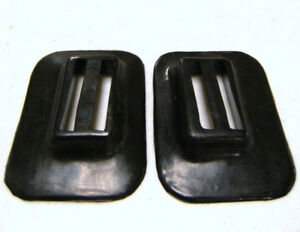 Front-Bumper-Arm-Grommets-1939-Deluxe-Ford-1940-All-40-1941-Pickup