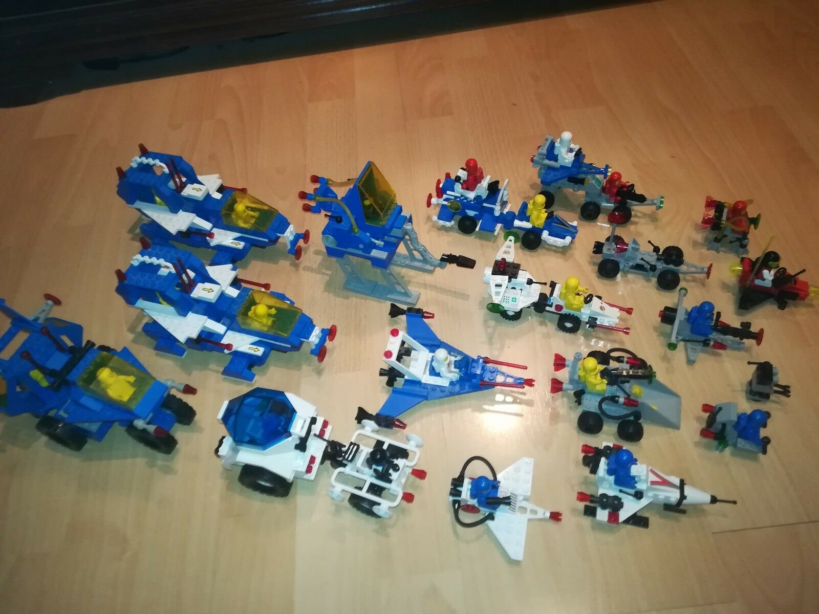 Lego Space Weltraum Classic 17 Sets