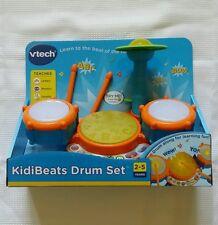 "Vtech "" KidiBeats Drum Set"" 2-5 years, NEW!"