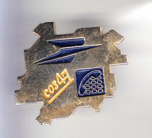RARE-PINS-PIN-039-S-PTT-LA-POSTE-FRANCE-TELECOM-COS-DEPT-47-OR-BQ