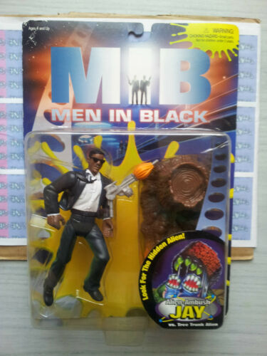 MEN IN BLACK ANIMATED SERIES FIGURE CHOOSE ONE FIGURE NEW AND CARDED