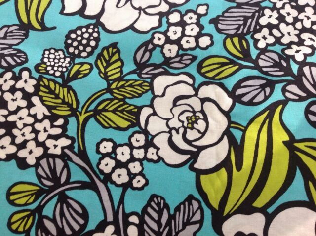 Remnant from Island Blooms Vera Bradley Napkin crafting ~ HTF new