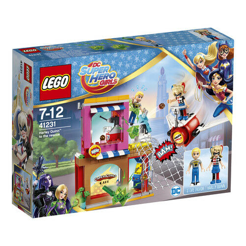 Lego 41231 DC Superhero Girls Harley Quinn to The Rescue