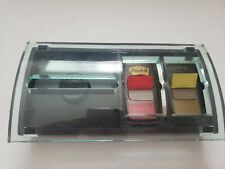 Post It Dispenser For Sticky Notes And Tabs Office Desk Equipment