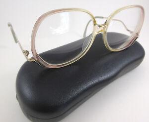 67ab275ca0 Image is loading Vintage-Metzler-5770-Eyeglass-Frames-Made-in-Germany-