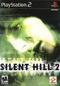 Silent Hill 2 PS2 Great Condition Fast Shipping