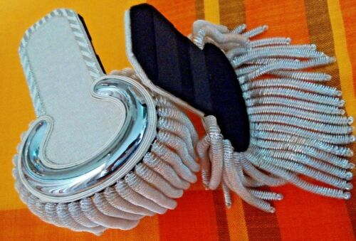 SS2 Discount offer SPECIAL SILVER  EPPAULLETS  FOR OFFICERS