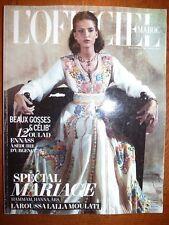 Magazine L'OFFICIEL MAROC mode fashion #22 avril 2012