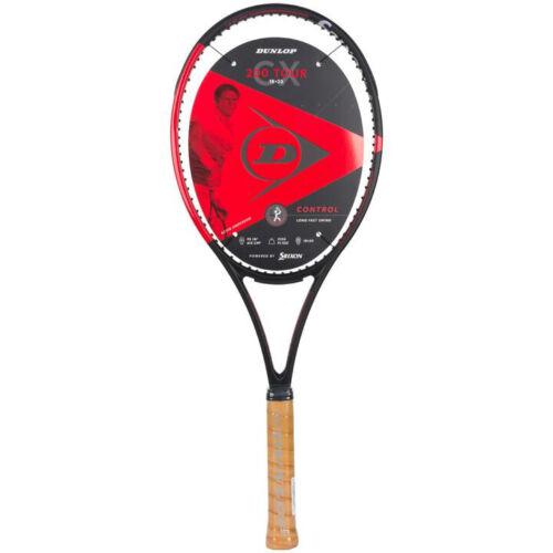 """Dunlop CX 200 Tour 18x20 Raquette De Tennis Grip Taille 4 1//4/"""""""