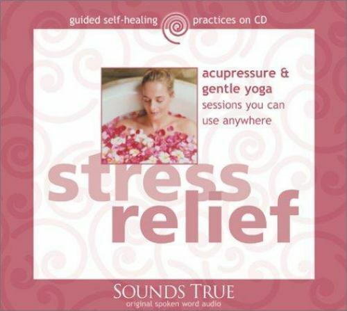 Stress Relief by Michael Reed Gach (2003, Compact Disc ...