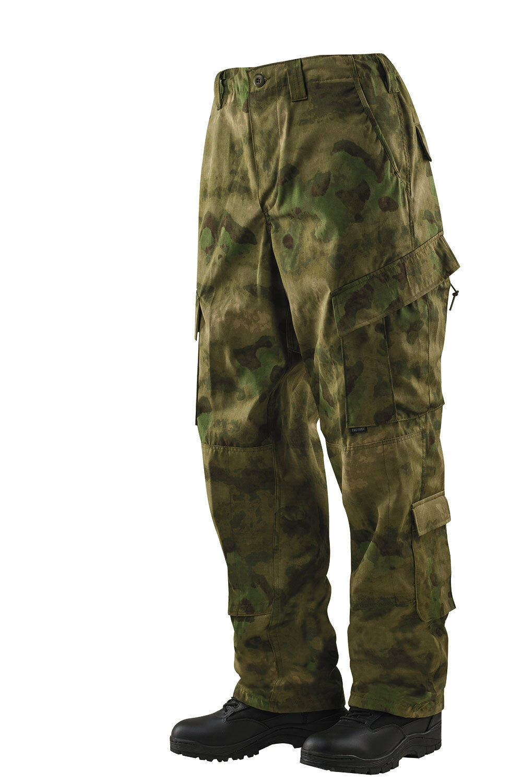 ATACS FG Camo herrar ACU Taktisk Uniform Pant - TRU -SPEC 1326