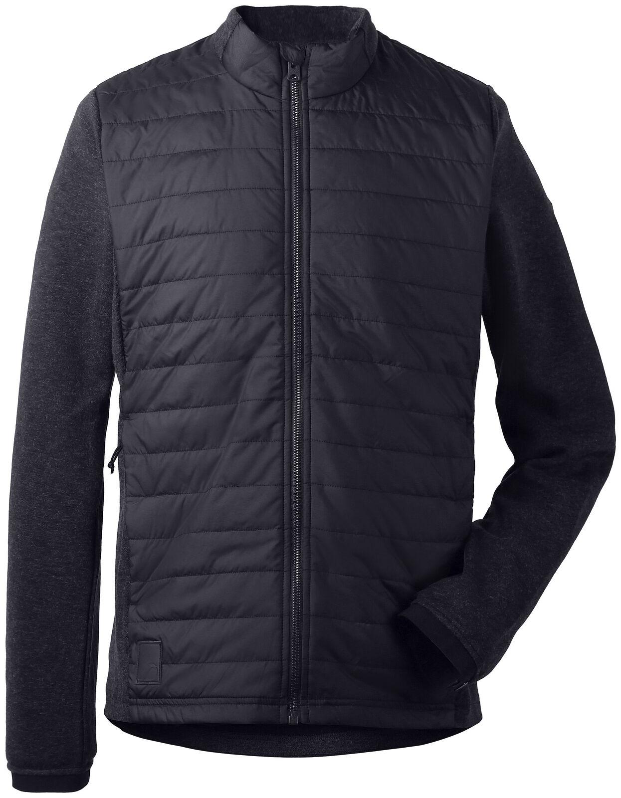 Didriksons Hybridjacke Jacke FREJ USX JKT 2       schwarz atmungsaktiv elastisch