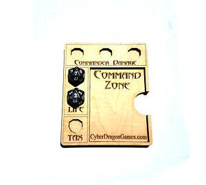 Commander-Command-Zone-EDH-Fits-Standard-Magic-MTG-Game-Movement-Card-Dice-Tray