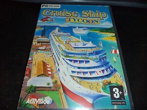 Cruise Ship Tycoon Pc Game EBay - Cruise ship tycoon