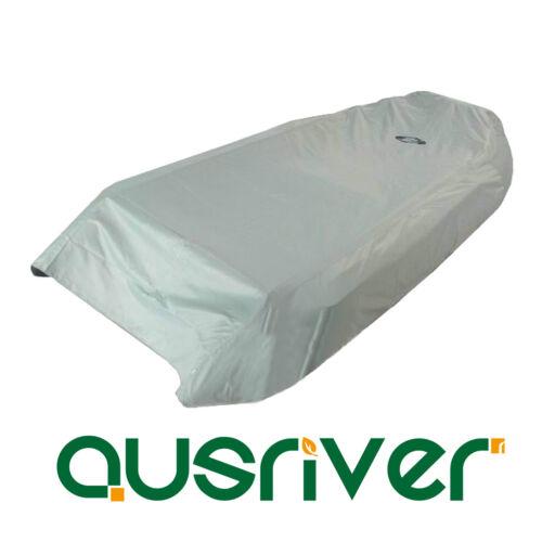 New UV Protector Kayak Storage Cover Fishing Kayak Cover Waterproof 4.2-4.7m