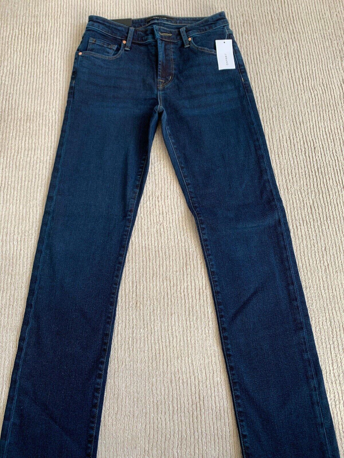 J Brand Jeans, Amelia Mid Rise Straight 25 BNWT