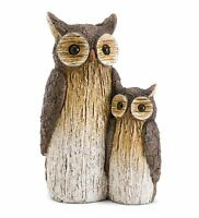 Wind & Weather Mother And Baby Owl Garden Statue on sale