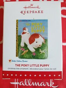 Little golden books poky little puppy