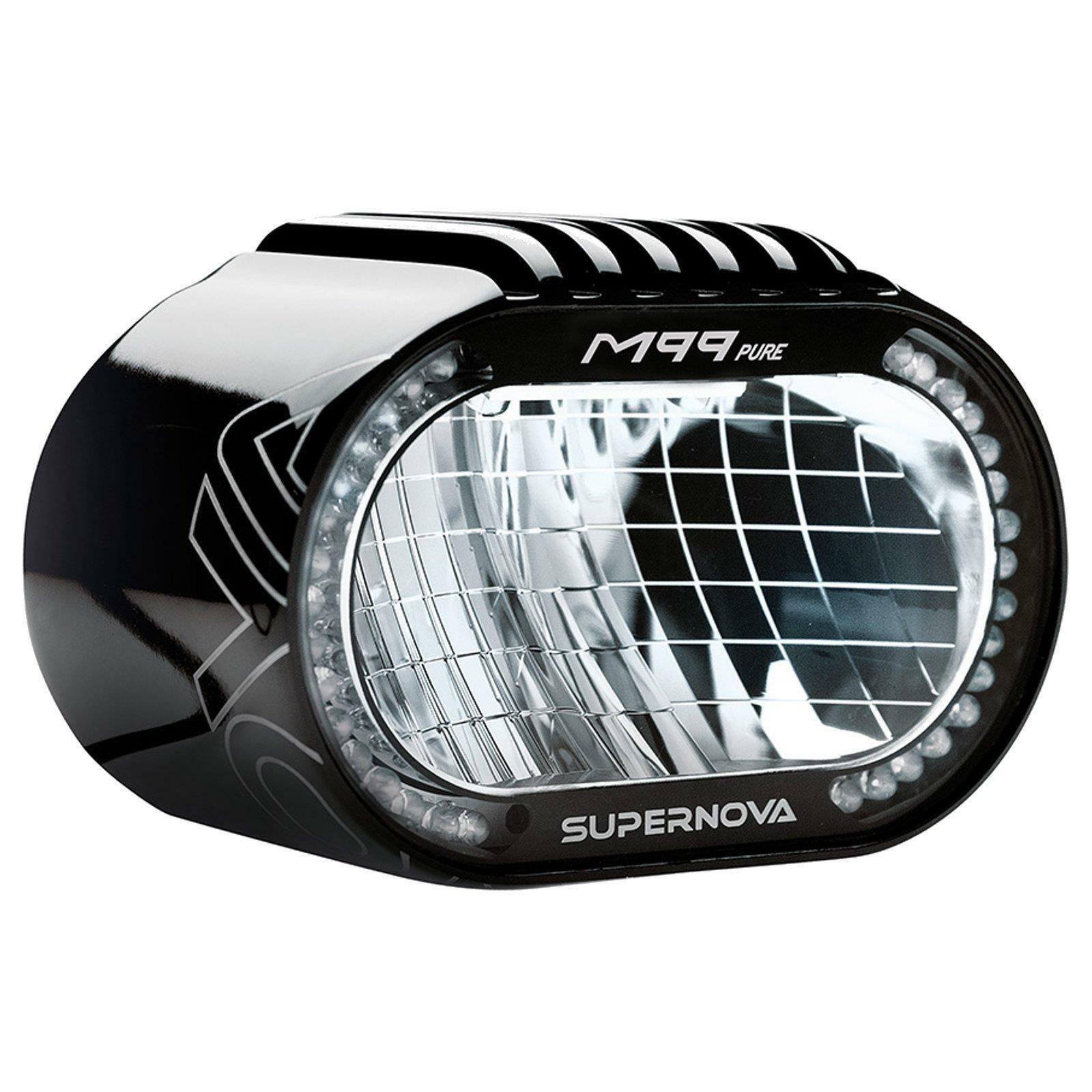 SUPERNOVA M99 Pure LED Fahrrad Scheinwerfer Tagfahr  Licht 500 Lumen E-Bike Lampe  wholesape cheap