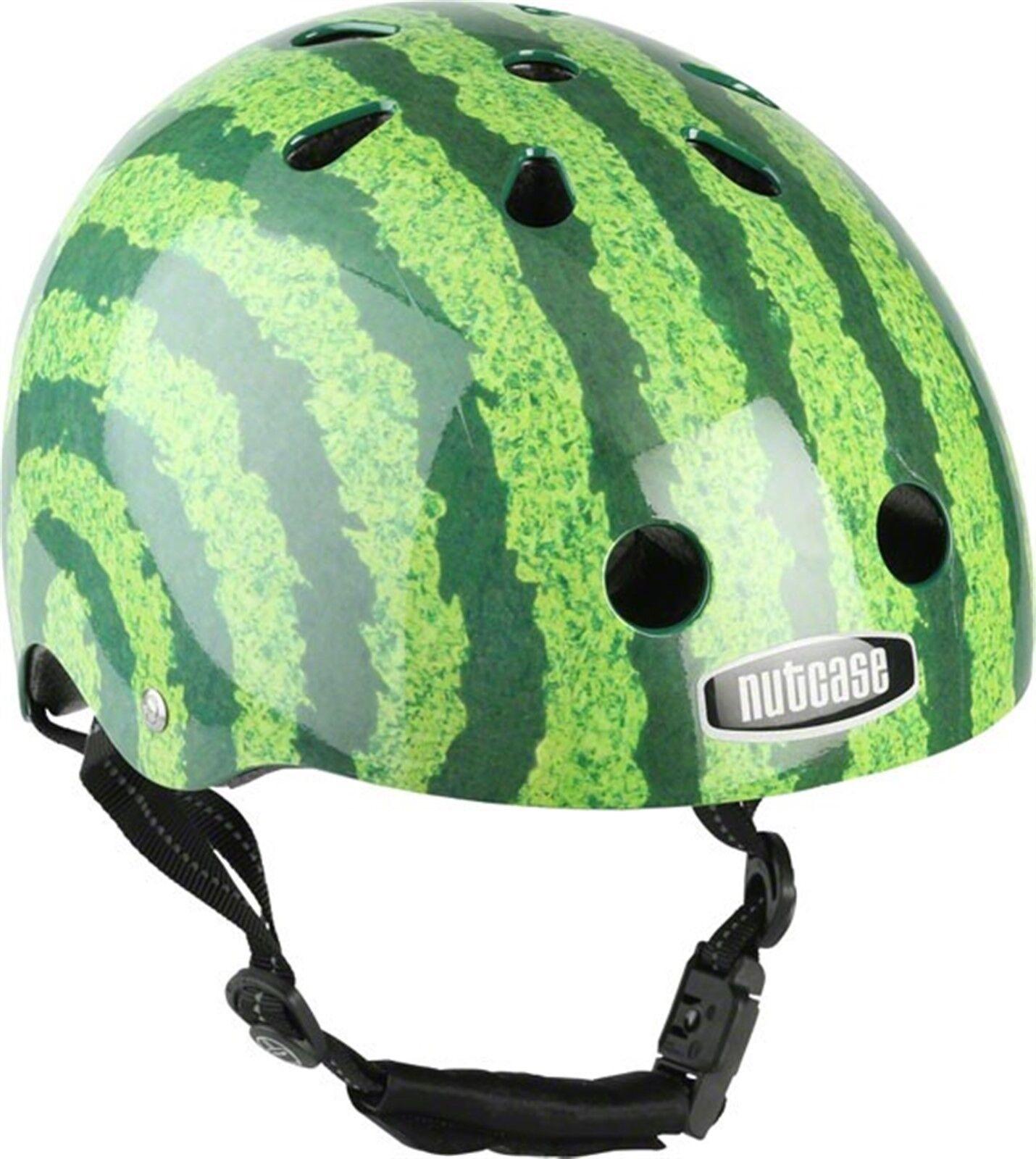 Nutcase Street Helmet  Watermelon SM