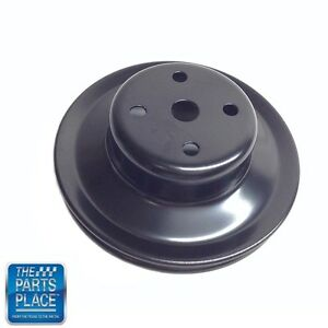 1970 Chevelle Camaro Water Pump Pulley 1 Groove GM 3995631
