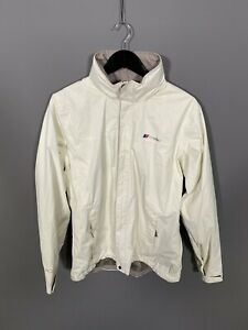 BERGHAUS-AQ2-Jacket-UK16-Cream-Great-Condition-Women-s