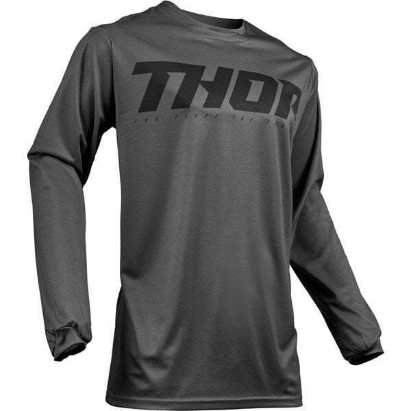 Thor Adults 2019 Pulse Smoke Motocross MX MotoX Motor Bike Top Jersey