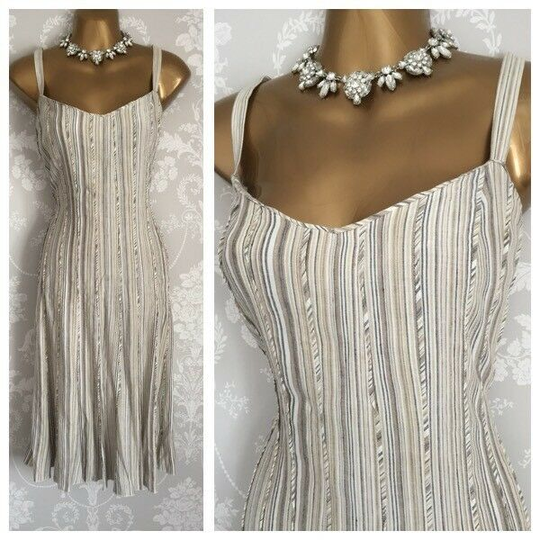 PER UNA DRESS SIZE 12 R Summer Holiday Sun Party Races Occasion Evening