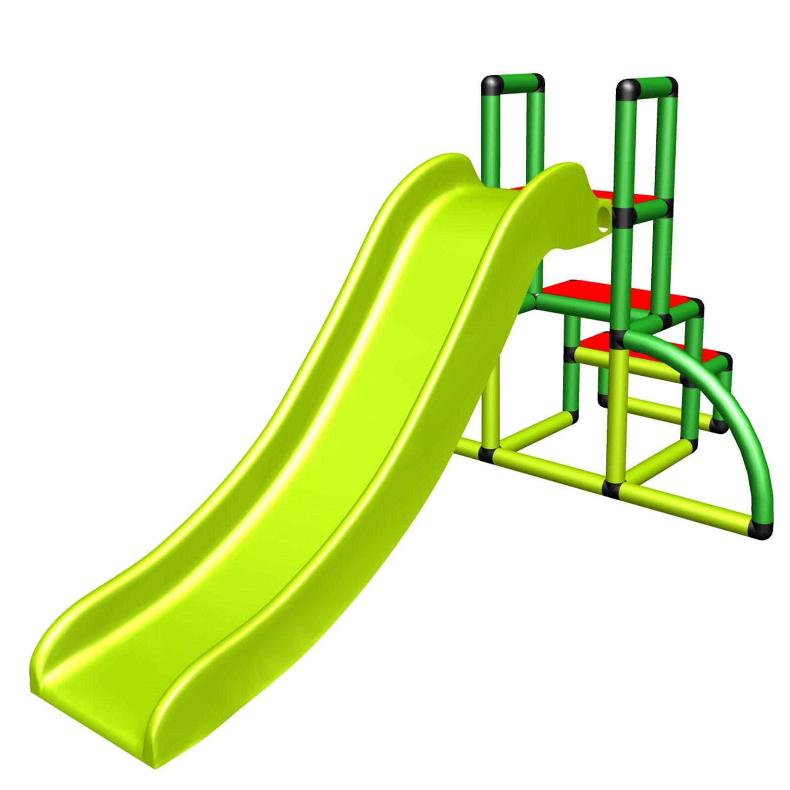 Kinderrutsche Kinder Meine Erste Rutsche Spielzeug Babyrutsche Gartenrutsche MAS