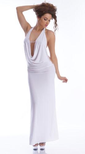 cascade soirée de 36 de 40 cocktail robe cou robe de cocktail strass en 38 Robe de sexy robe qtF7w1x