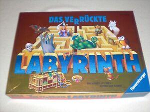 Das-ver-rueckte-Labyrinth-Metallic-Ravensburger-2006-das-verrueckte-Brettspiel