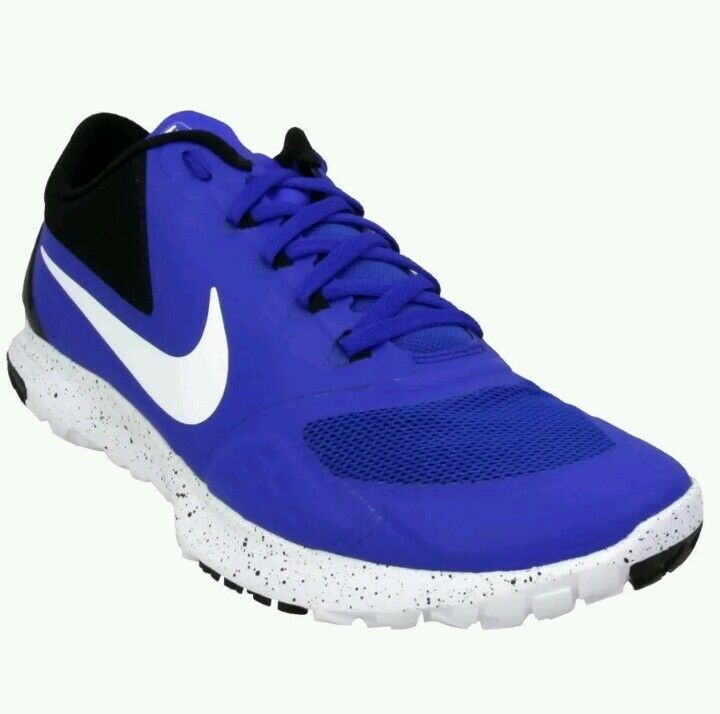 NIKE FS LITE TRAINER II Mens BLUE/ BLACK  SIZE 11.5 M new in box 100%