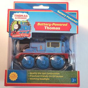 THOMAS & FRIENDS WOODEN RAILWAY BATTERY POWERED THOMAS 2004 ...