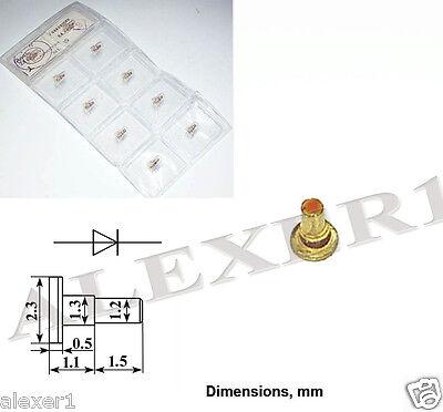 Multiplicateur de GaAs Diode 500GHz 0.16 W 3A615A URSS Lot de 1