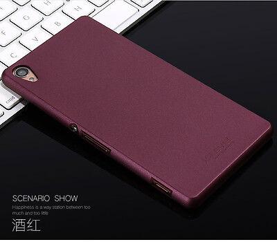 360° Protection Elegant Premium Soft Silicone Matte Case Cover For Sony Xperia