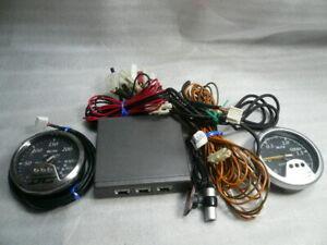 Blitz Racing Meter DC2 Boost / Power / DC live unit 2 set