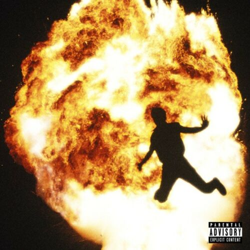 """Metro Boomin /""""NOT ALL HEROES WEAR CAPES/"""" Art Music Album Poster HD Print Decor"""