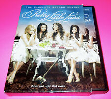 Pretty Little Liars: Season 2 - Complete Dvd (6- Disc Set)TV Show FREE SHIPPING!