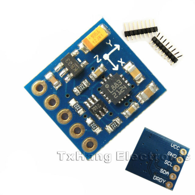 HMC5883L 3V-5V Triple Axis Compass Magnetometer Sensor Module For Arduino