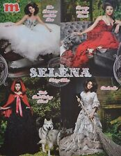 SELENA GOMEZ - A2 Poster (XL - 40 x 52 cm) - Fan Sammlung Clippings Ausland USA