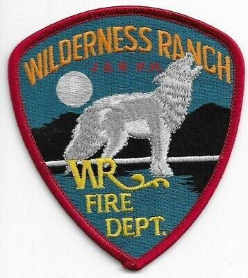 "fire patch Wildland Idaho Idaho City R-4 /""Hotshots/"" 3.5/"" x 4/"" size"