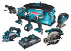 Makita 18V Li-Ion Cordless 6-Tool Combo Kit - DLX6067P