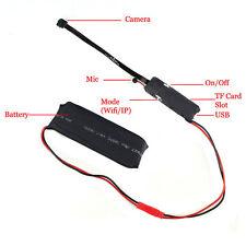 Mini DIY Module Wifi IP Wireless HD Spy Hidden Security Remote Camera DVR M0BG
